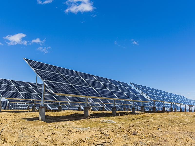 1 Axis Solar Tracker supplier