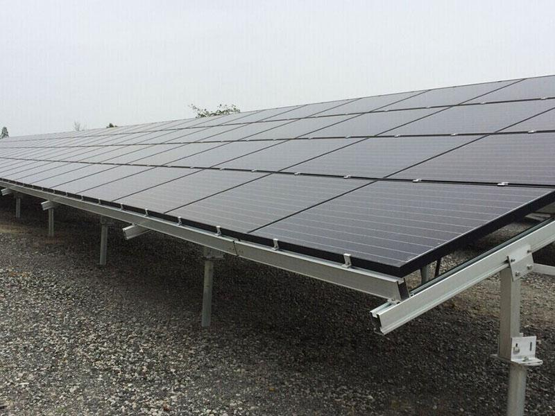 solar ground mounting supplier