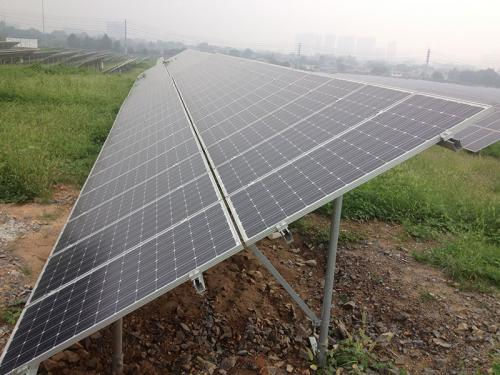 Solar mounting structures manufacturer