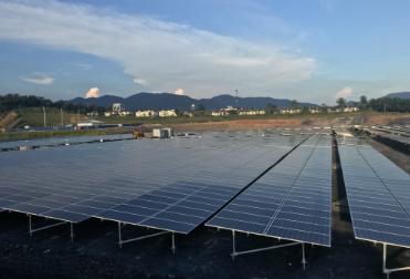 Our clients finished 60MW solar project in Malaysia
